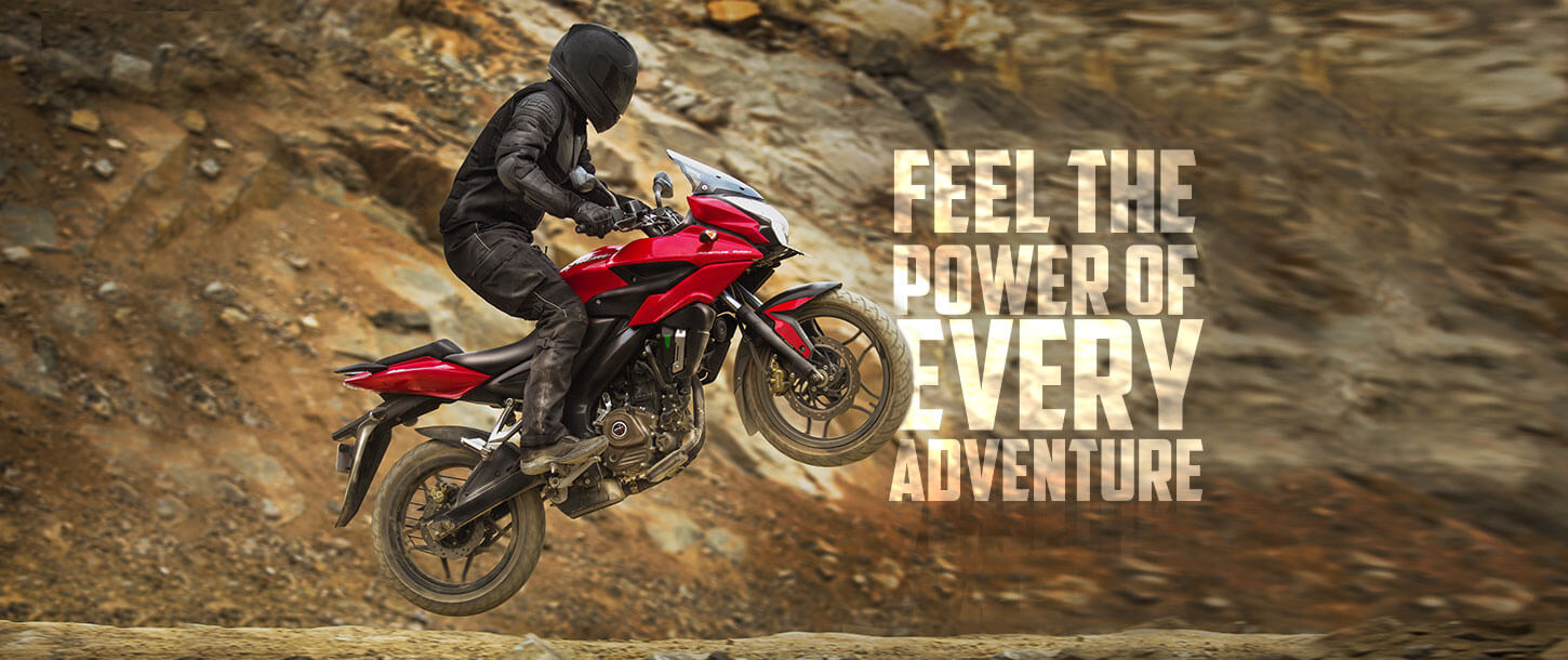 Feel The Power Of Everyday Adventure
