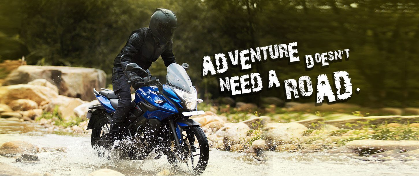 Adventure Doesn't Need A Road