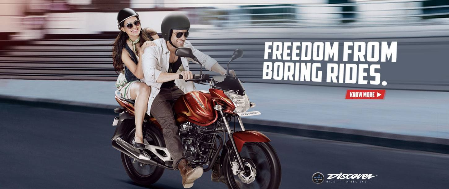 Freedom from Boring Ride