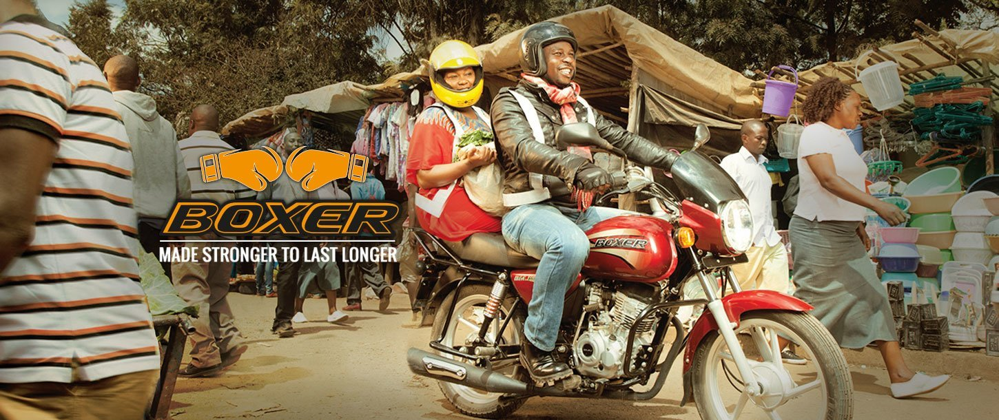 Bajaj Boxer 150 - No Problem Bike