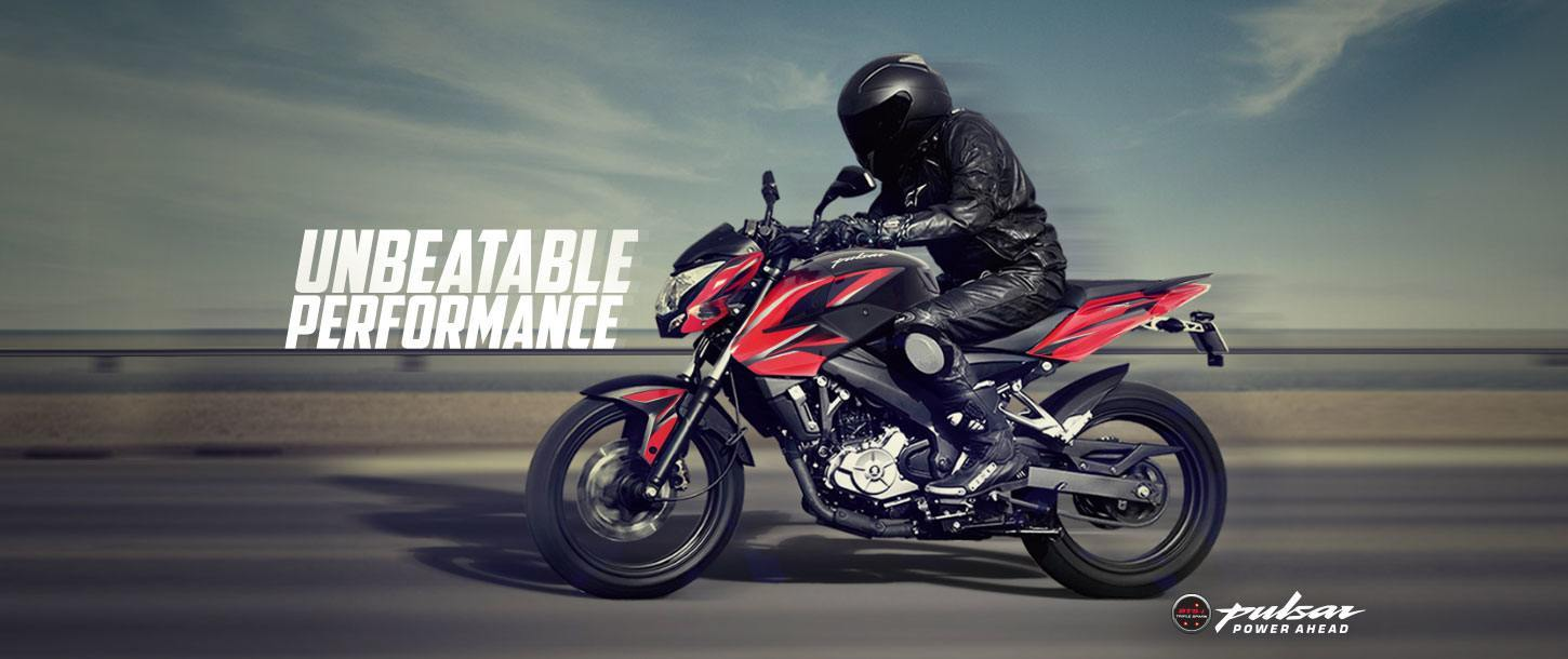 Bajaj Pulsar NS200 - Unbeatable Performance