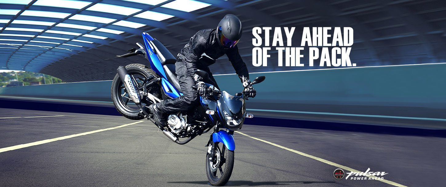 Bajaj Pulsar 180cc - Stay Ahead of the Pack