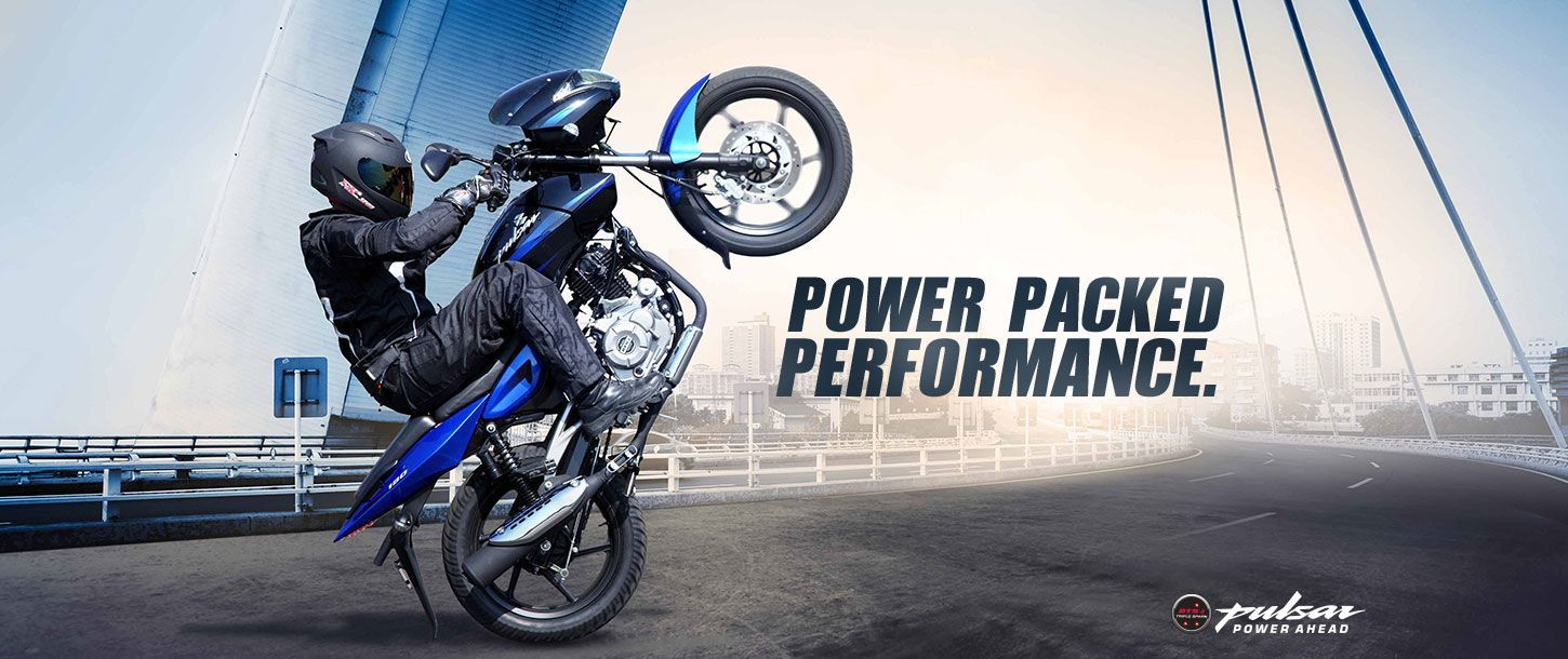 Bajaj Pulsar 180cc - Power Packed Performance