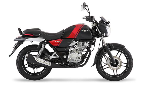Quiero comprar una moto Bajaj-v
