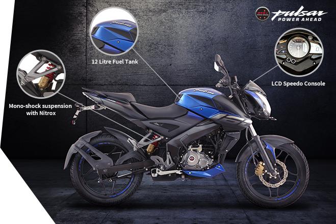 Bajaj Pulsar NS160 | Best Motobike In 160cc Segment - Overview