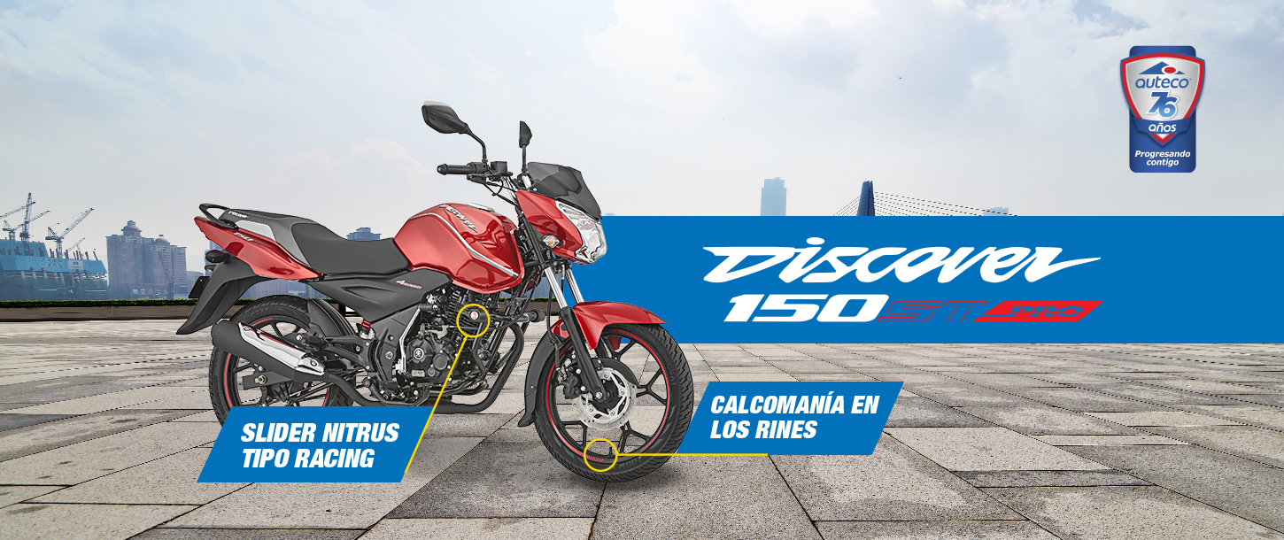 Discover 150 ST Pro
