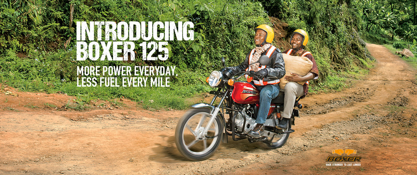 Introducing Boxer BM125
