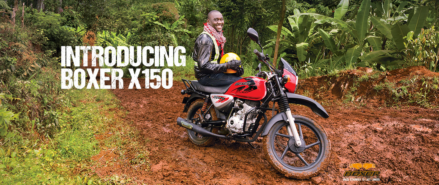 Introducing Boxer X150
