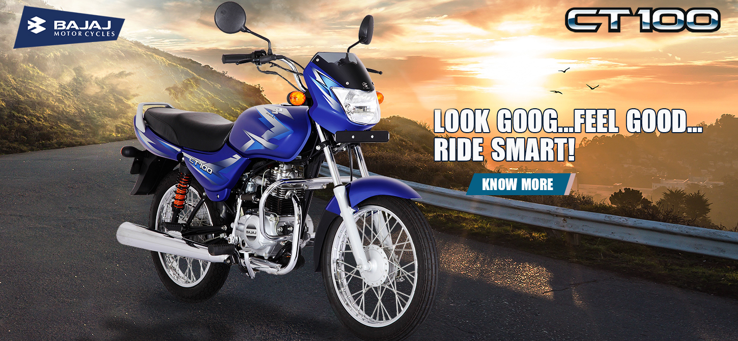 Looks good...Feel Good...Ride Smart...