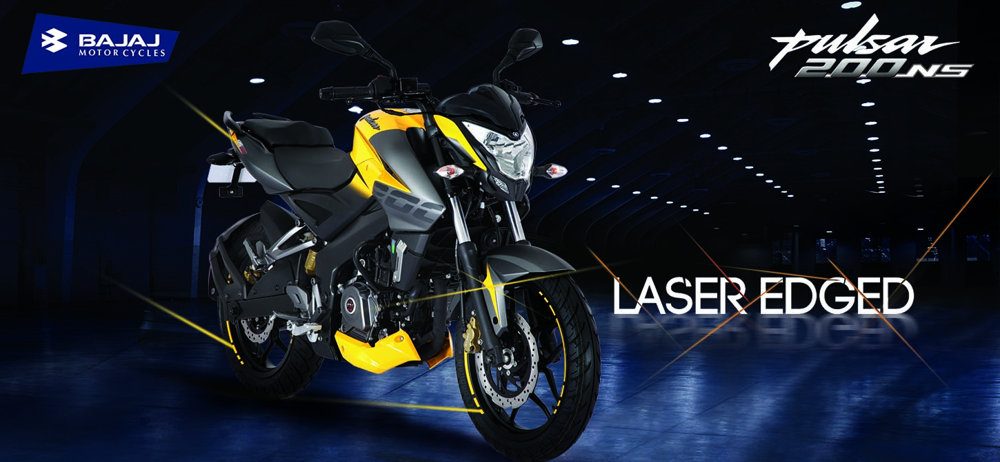 Bajaj Pulsar NS 200 new model 2018, colours, Price in Sri Lanka