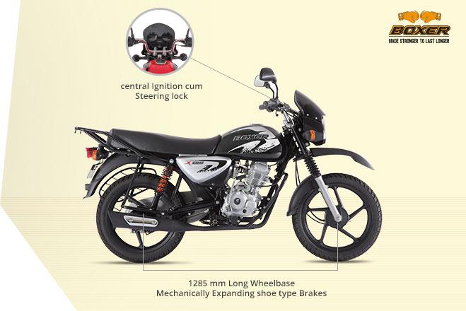 boxer x125 overview best mileage bikes most fuel efficient rh globalbajaj com