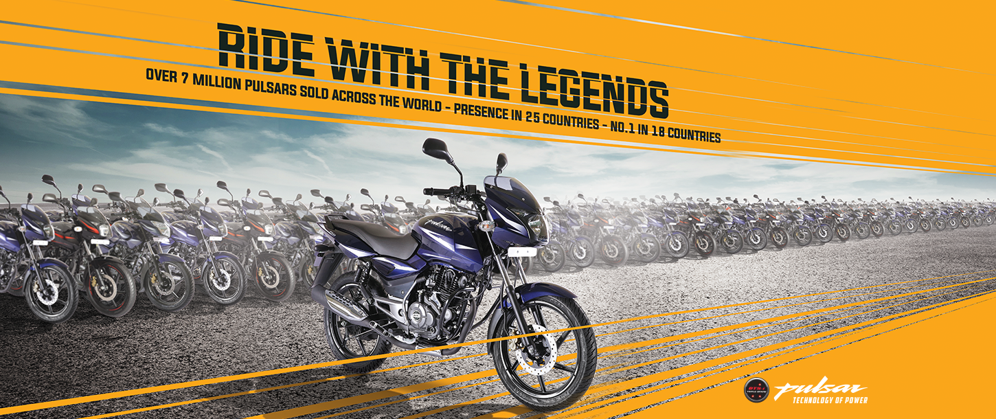 Ride With The Legends
