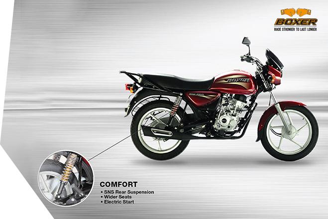 Boxer 150cc Overview Best Mileage Bikes Most Fuel