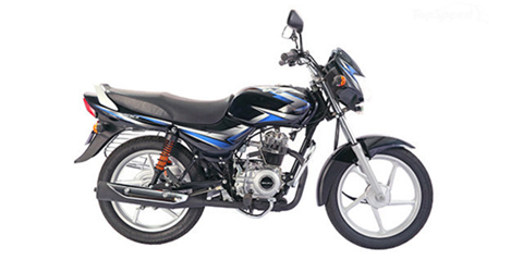 Bajaj CT 100 - TopSpeed Review